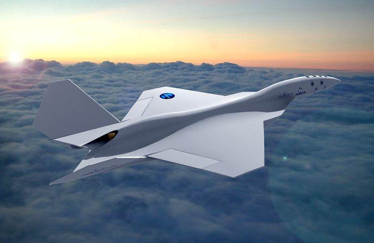 NASA Advanced Aircraft                                                                                                                                                                                 Mais