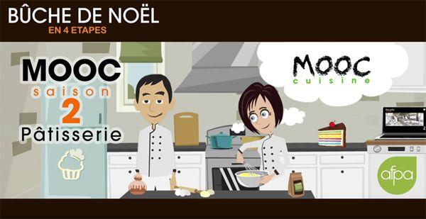 #MOOC Pâtisserie @Afpa_Formation Itw Véronique Roussel Formatrice cuisine à l'Afpa par Fabrice Marion sur @bleuvaucluse et une surprise....