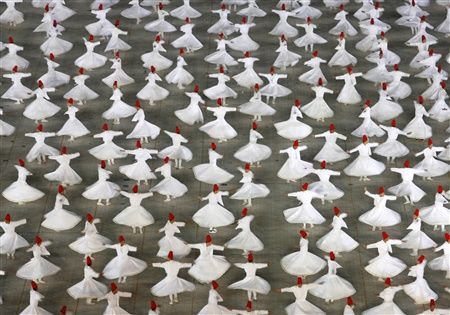 13 Things The Whirling Dervishes Can Teach You About Spinning Until You're Dizzy Enough To Puke
