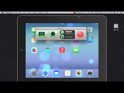 ▶ How to: Screen Record your iPad - YouTube
