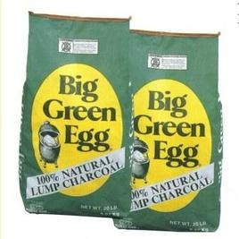 "World's Best Lump Charcoal  Always in stock and ready to go!  Real wood charcoal that is not only safer to cook with but adds real flavor to your grilling & smoking.  Once you've used the ""BGE"" charcoal, you'll never settle for anything else.  http://www.bbqgrillsandislands.com/big-green-egg.html"