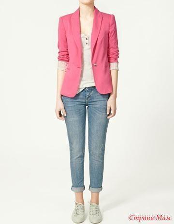 Розовые пиджаки