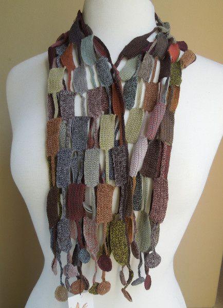 Sophie Digard Crochet Scarves