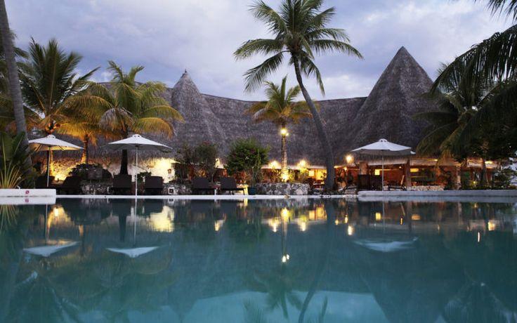 SPM Hotels » Tikehau Pearl Beach Resort