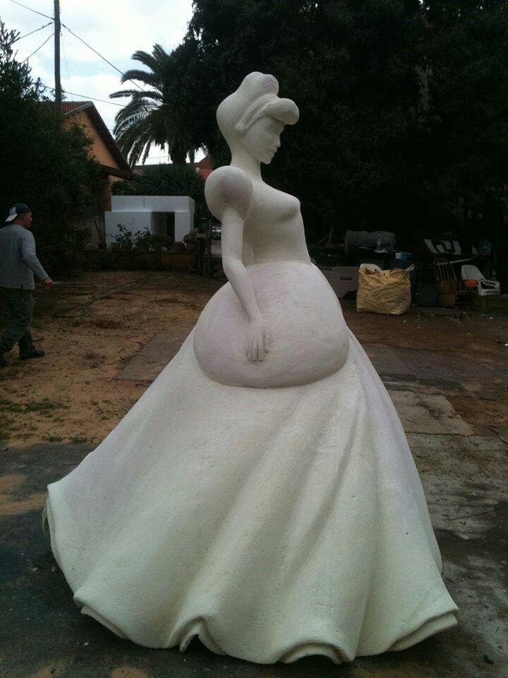 פסלים קלקר