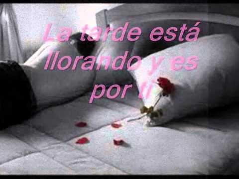 Sonia Silvestre-La tarde esta llorando