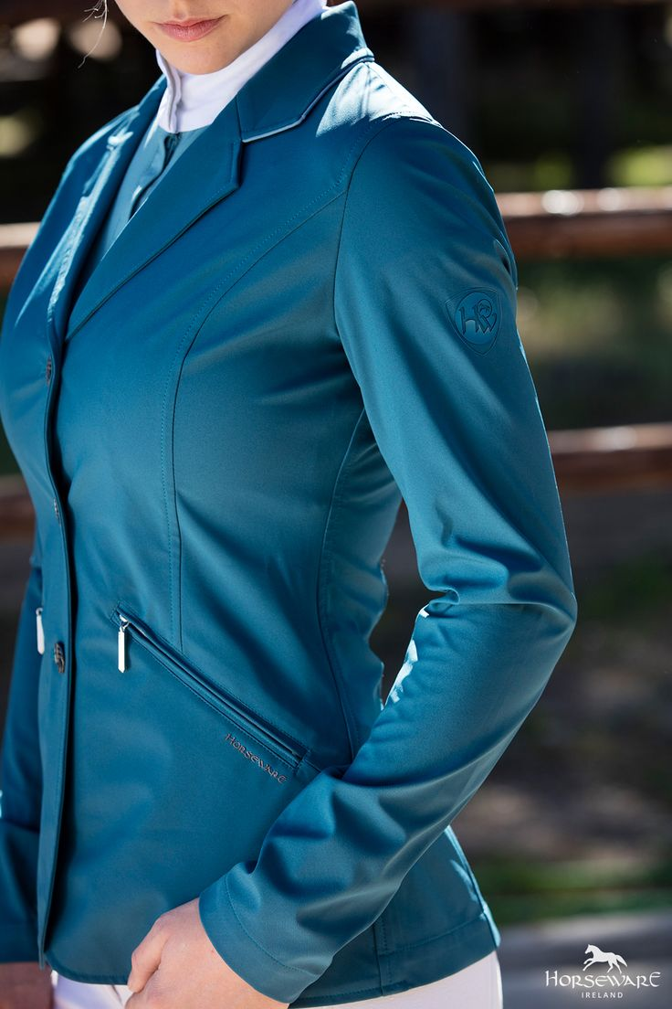 Horseware Competition Collection S/S17: Ladies Competition Jacket (NEW Colour)