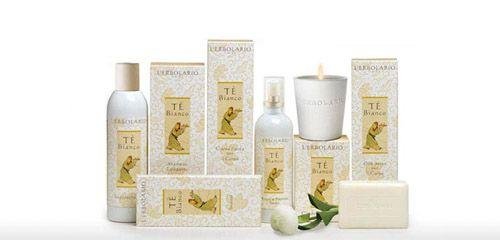Fehér tea Parfüm illatcsalád Lerbolario Naturkozmetikumok Magyarország