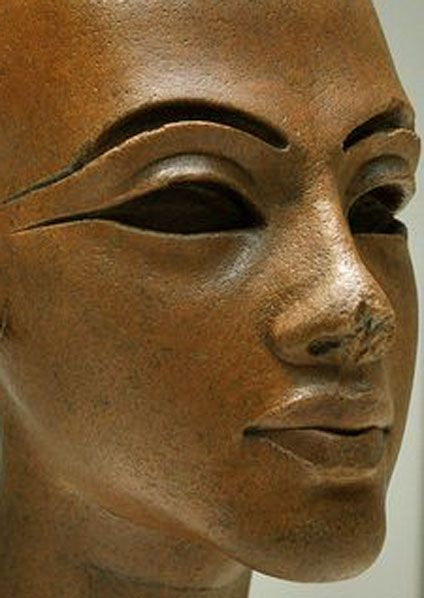 A Princess of Amarna perhaps Meritaten.