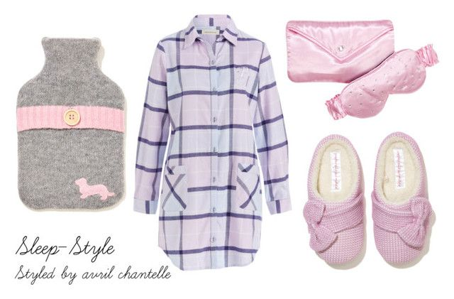Sleep Style by avrilchantelle on Polyvore featuring PeterAlexandrea