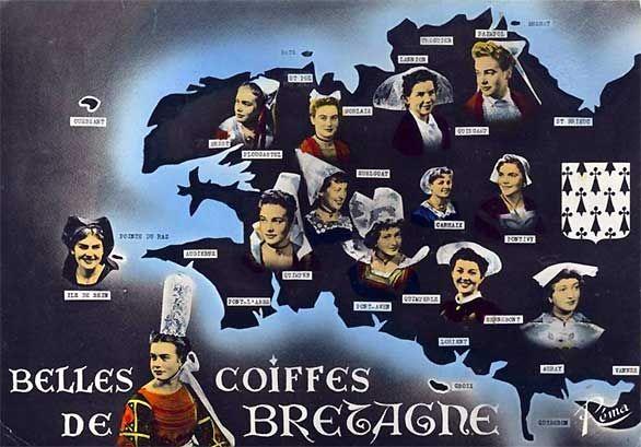 Les coiffes bretonnes