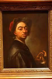 Petr Brendl - autoportrét s počítáním na prstech
