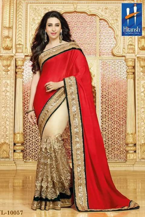 #designer #sarees @  http://zohraa.com/red-net-saree-z5049phiryl-10057-19.html #designersaree #celebrity #zohraa #onlineshop #womensfashion #womenswear #bollywood #look #diva #party #shopping #online #beautiful #beauty #glam #shoppingonline #styles #stylish #model #fashionista #women #lifestyle #fashion #original #products #saynotoreplicas