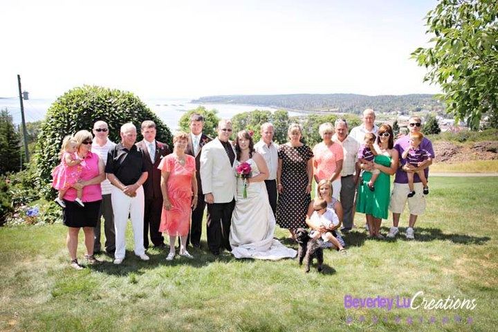 Family Photos: Father in laws side of the family! + Jakey lol