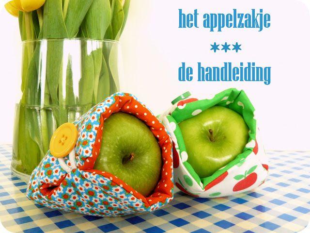 Het appelzakje - De handleiding