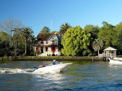 Un paseo por Tigre en Buenos Aires