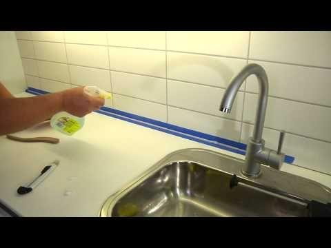 Her kan du se hvor enkelt det er å fuge fliser i tørre rom Flisekompaniet har laget en rekke instruksjonsfilmer som du finner på deres nettsider eller på youtube.com/flisekompanietnorge