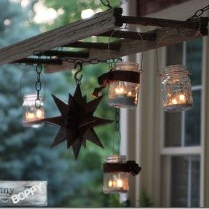 Lights - Mason Jar Crafts Love