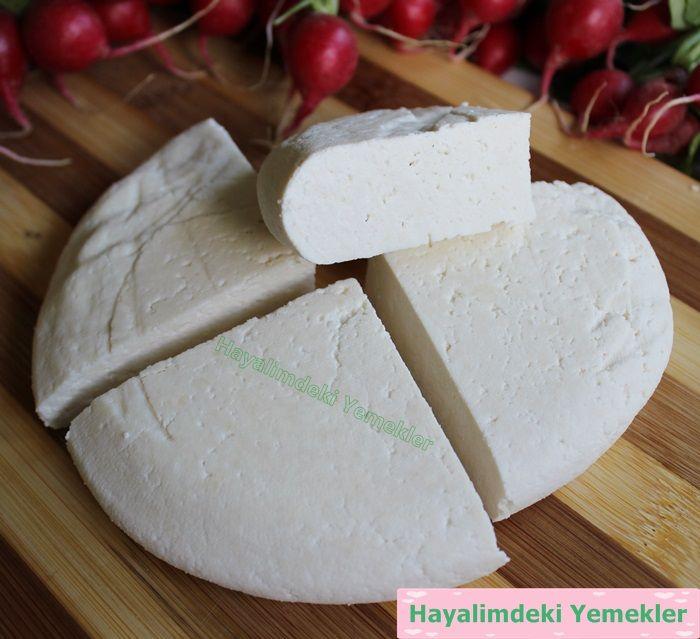 Sirke ile Peynir Yapımı | Resimli Yemek Tarifleri Hayalimdeki Yemekler