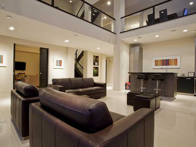 Designer Basements Concept Alluring Design Inspiration
