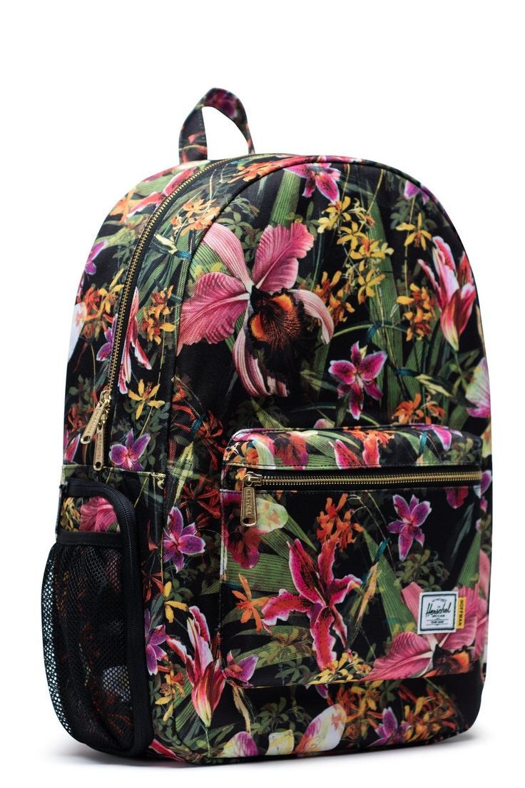 This Herschel Settlement Sprout Jungle Diaper Bag Backpack Is Fun