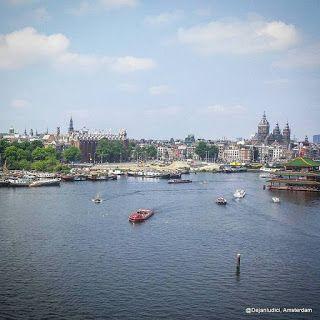 Călătoriile lui Dejan: Amsterdam, un oraș întotdeauna înșelător