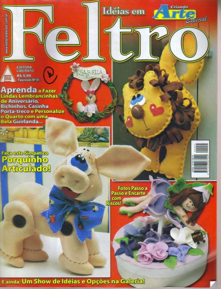 Revista gratis fieltro