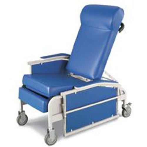 Drop-Arm Convalescent Recliner with Tray - Recliner. Left and right arms drop to  sc 1 st  Pinterest & 33 best Patient Chairs images on Pinterest | Chairs The ou0027jays ... islam-shia.org