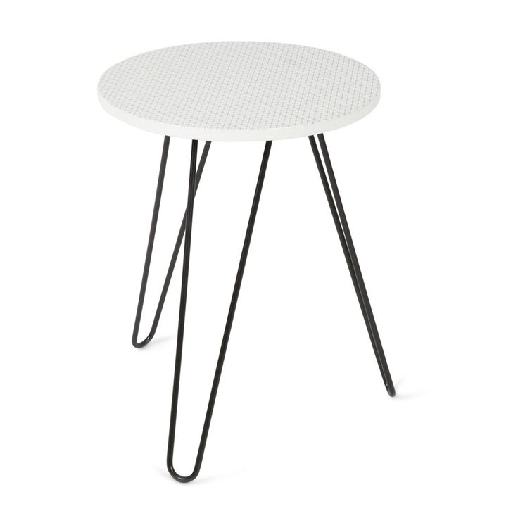 Britt Geo Side Table from The Shelley Panton Store