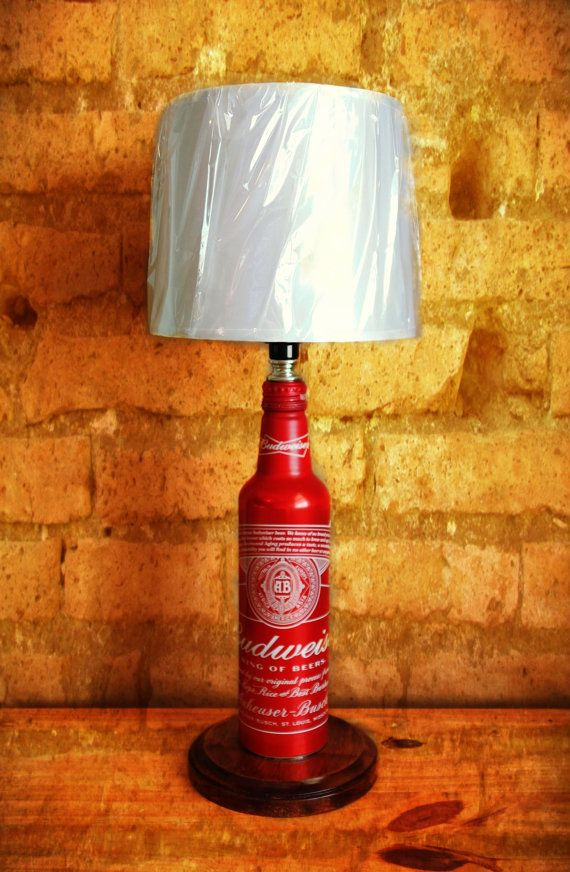 89 besten Lamps Bilder auf Pinterest | Flaschenlampen, Bud light ...
