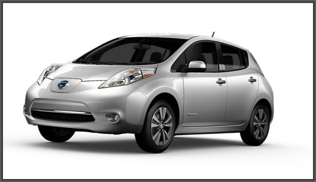 2015 Nissan Leaf Review and Price