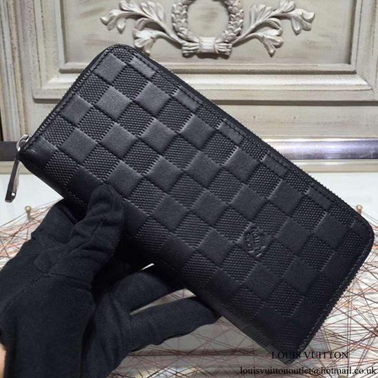 best sneakers 72fb8 a41e2 Louis Vuitton N63548 Zippy Organiser Damier Infini Leather ...