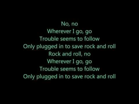 Fall Out Boy- Save Rock and Roll (Feat. Elton John ...