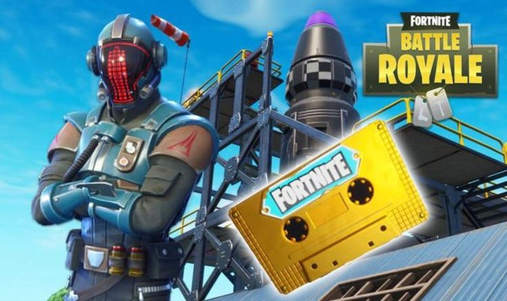 Fortnite visitor recordings: All map locations for season ...