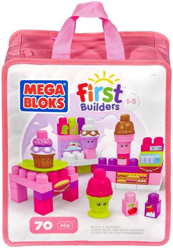 Mega Bloks Build a Bakery CXN68 At Rs.851 From Flipkart