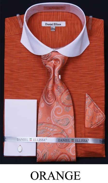 Daniel Ellissa Daniel Ellissa Men 39 S French Cuff Dress