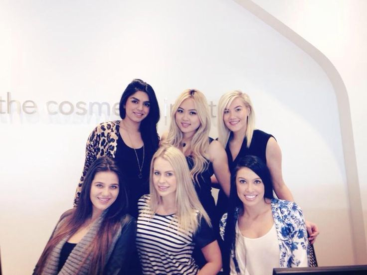The fabulous girls at our Parramatta clinic. From top left to right is Anam, Jess and Belinda and bottom left to right is Melissa, Victoria and Sylvia. To book a consult or ask a question, call our Parramatta clinic on 02 8014 8930 to speak with one of our Cosmetic Consultants.  www.thecosmeticinstitute.com.au