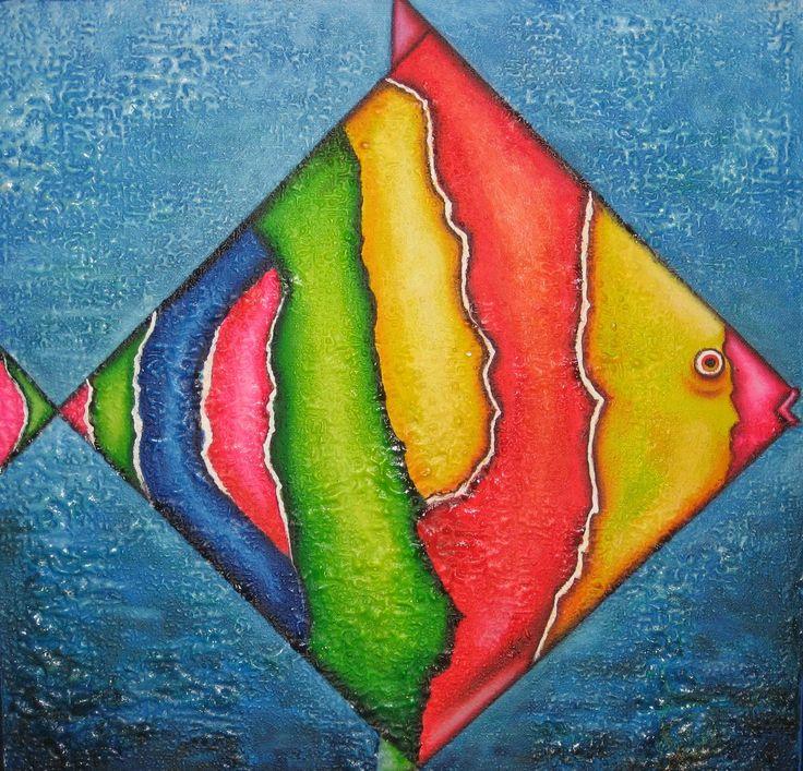 Dibujos abstractos faciles geometricos buscar con google for The fish 95 9