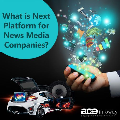 With advanced applications ruling the world, publishers and car manufacturers together, in the future work to provide a better in-car infotainment system with the possibility of having news or maga...