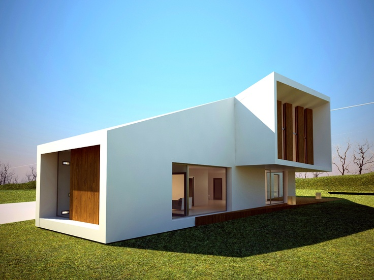 Origami house by www.maleccy.com