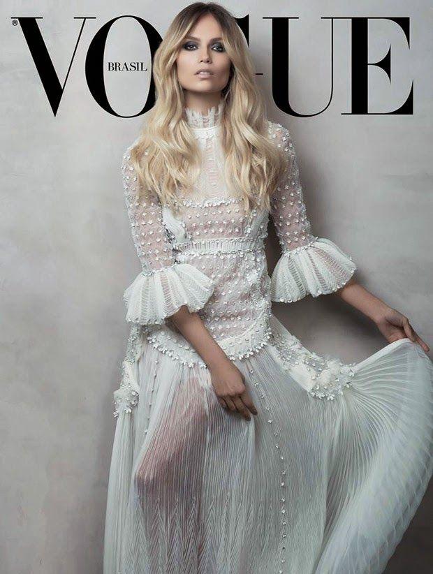 Vogue Brazil, February 2015.