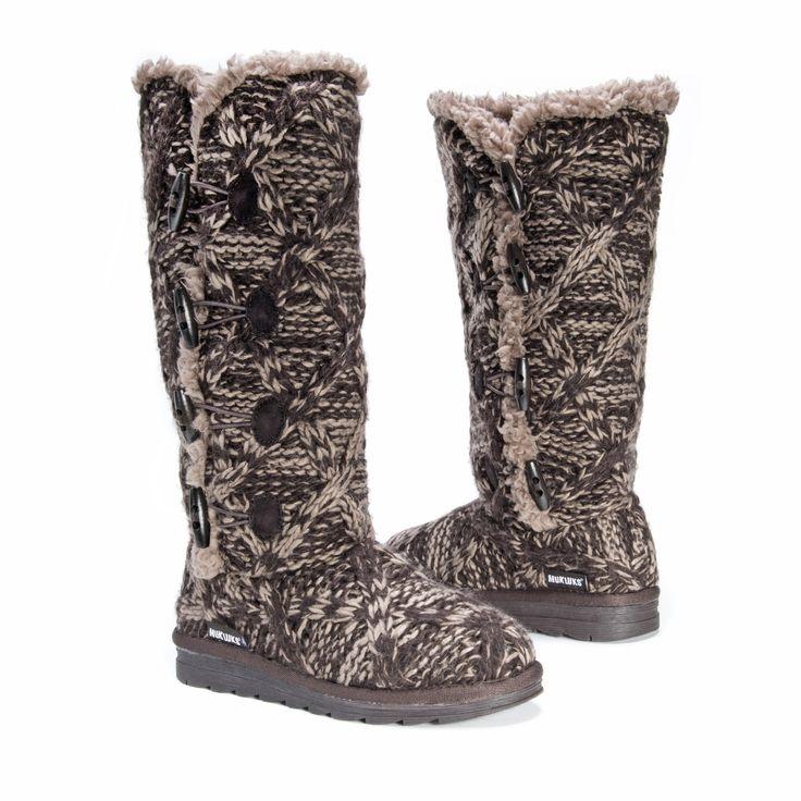 Muk Luks Women's Felicity /Faux Fur Boots