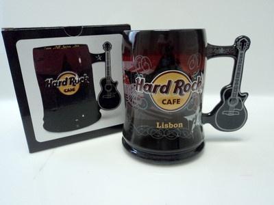 Hard Rock Cafe Guitar Mug