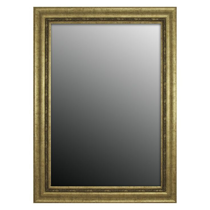 Second Look Mirrors Adalusian Silver Classic Wall Mirror - 80590