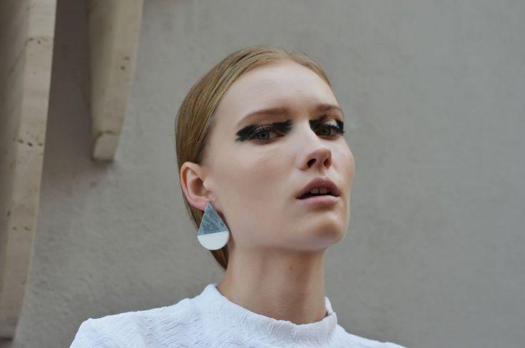 MARMAROMETRY by Xenia Nefelly Vlachou Marble Jewelry  www.marmarometry.co