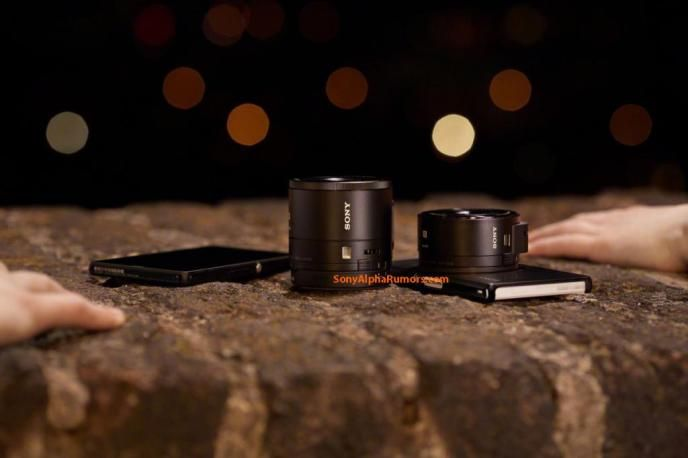 Sony DSC QX10 And Sony DSC QX100 Revolutionary Camera Lens For Smartphones . These lenses are expected to be launched soon. The Lenses are specially designe
