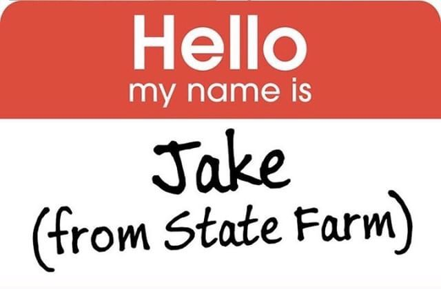 Pin By Freya On Jake From State Farm Jake From State Farm State Farm Tech Company Logos