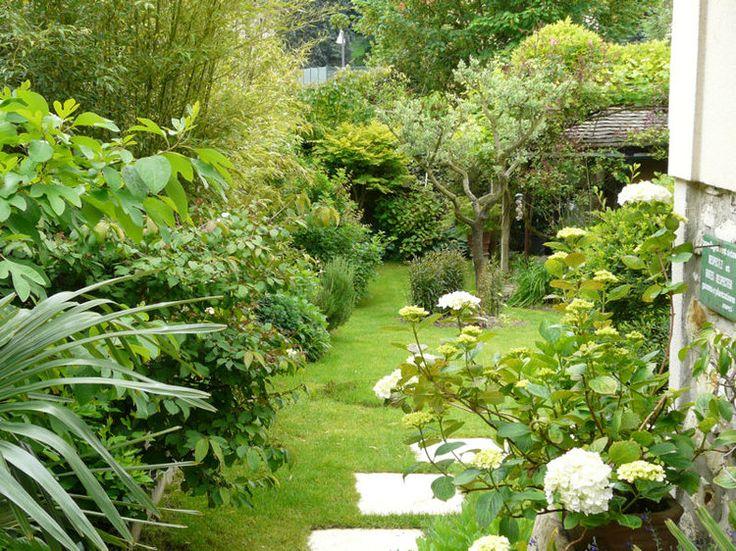 217 best favorite places spaces images on pinterest - Jardin a l anglaise ...