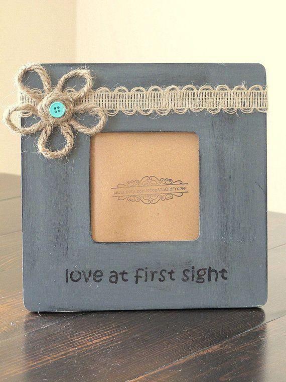 Ultrasound Frame-Sonogram Frame-New Grandparent Gift-Wedding Frame-Engagement Frame