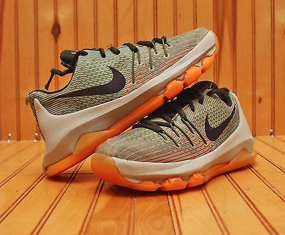 brand new 48cf6 93f47 cheapest nike kd 8 kids green white 3b3f2 63f7b